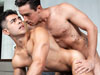 Gay men loving cock and pussy